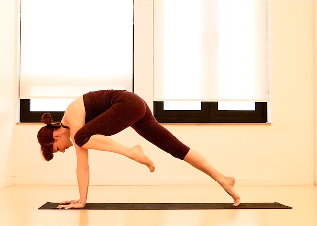 Core Strength Vinyasa