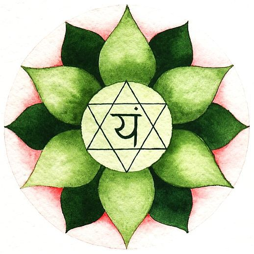 How to heal the Chakras. How to heal the heart Chakra